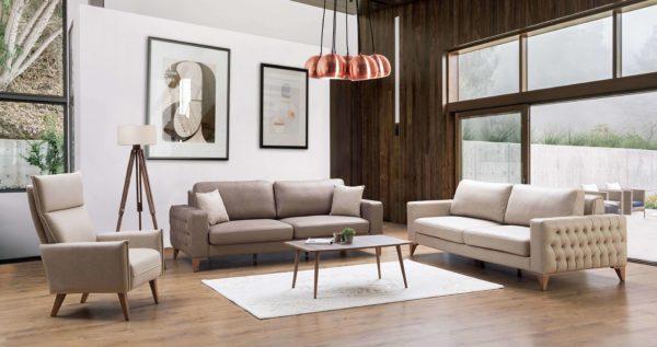 asya sofa set ahenk designer armchair