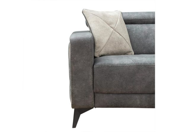 detail of high quality anti-bacterial sofa