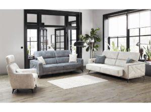 basak 2 and 3-seater sofas