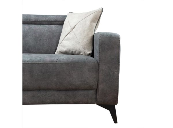 detail of basak anti-bacterial fabric sofa