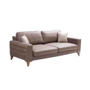 asya 2 or 3-seater sofa chesterfield modern design sides