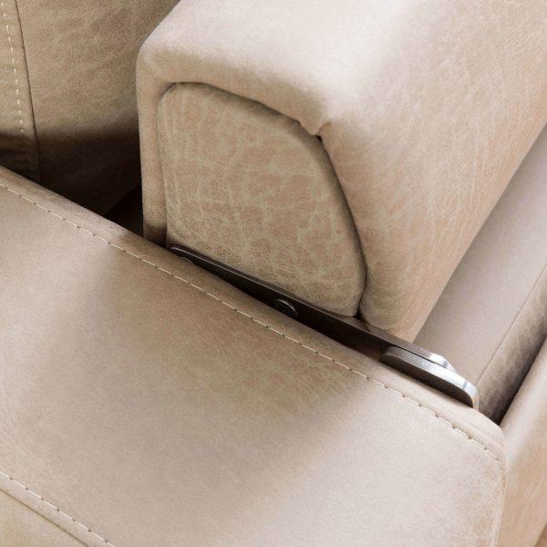 asya sofa mechanism detail