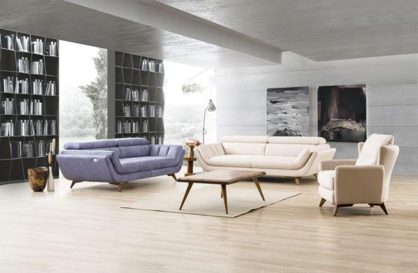 Eftelya two or three seater sofa