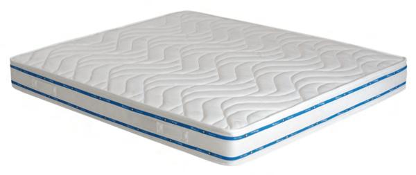 Foam mattress for murphy bed