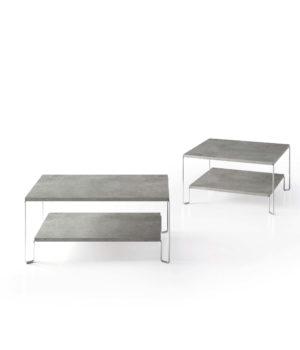Rectangular Double Coffee Table