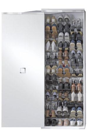 Sliding Door Shoe Cabinet