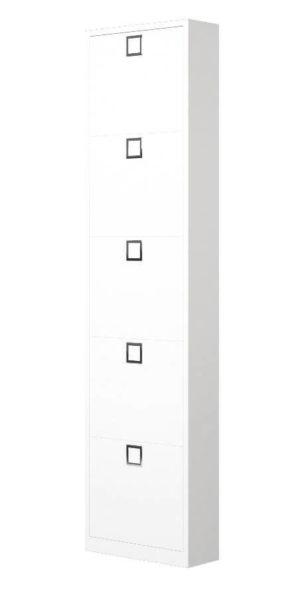 5 Flap Door Shoe Cabinet