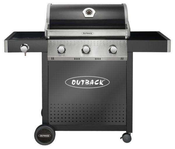 3 Burner BBQ