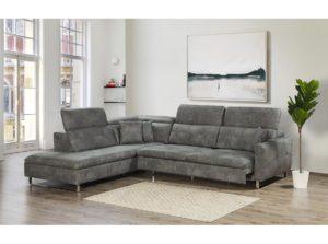 corner anti bacterial sofa with lounge