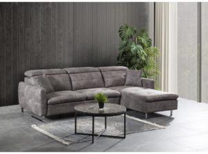 chaise longue sofa anti bacterial fabric