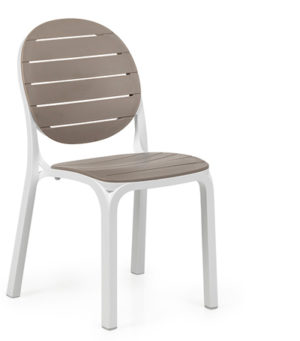 Outdoor resin chair