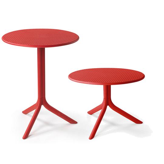 Fiberglass low table